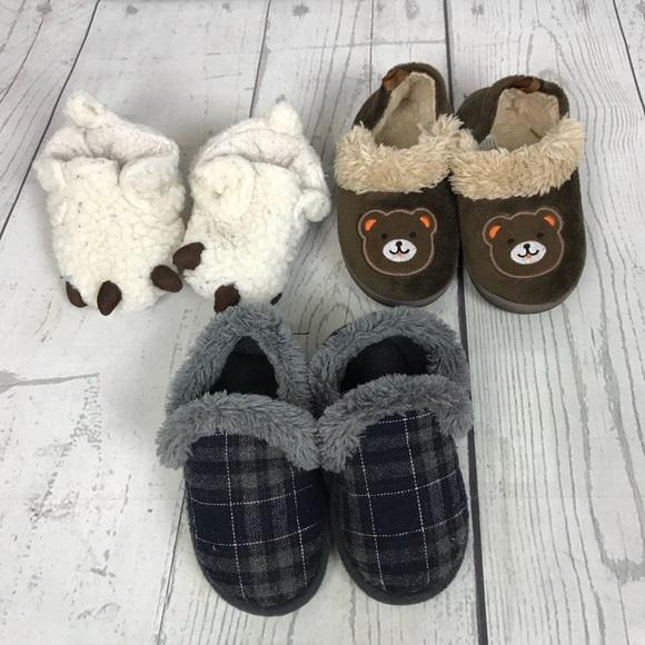 Shoes | Infant Boys Slippers | Poshmark